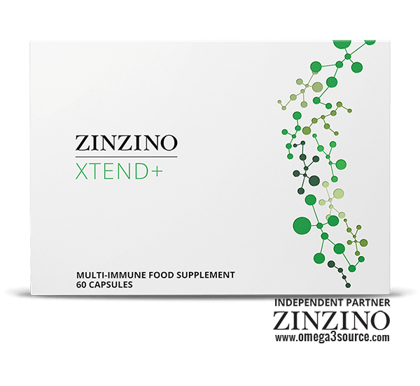 Zinzino Xtend: Essential vitamins for natural health