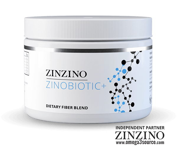 Zinzino ZinoBiotic+: 8 Natural Dietary Fiber Blend